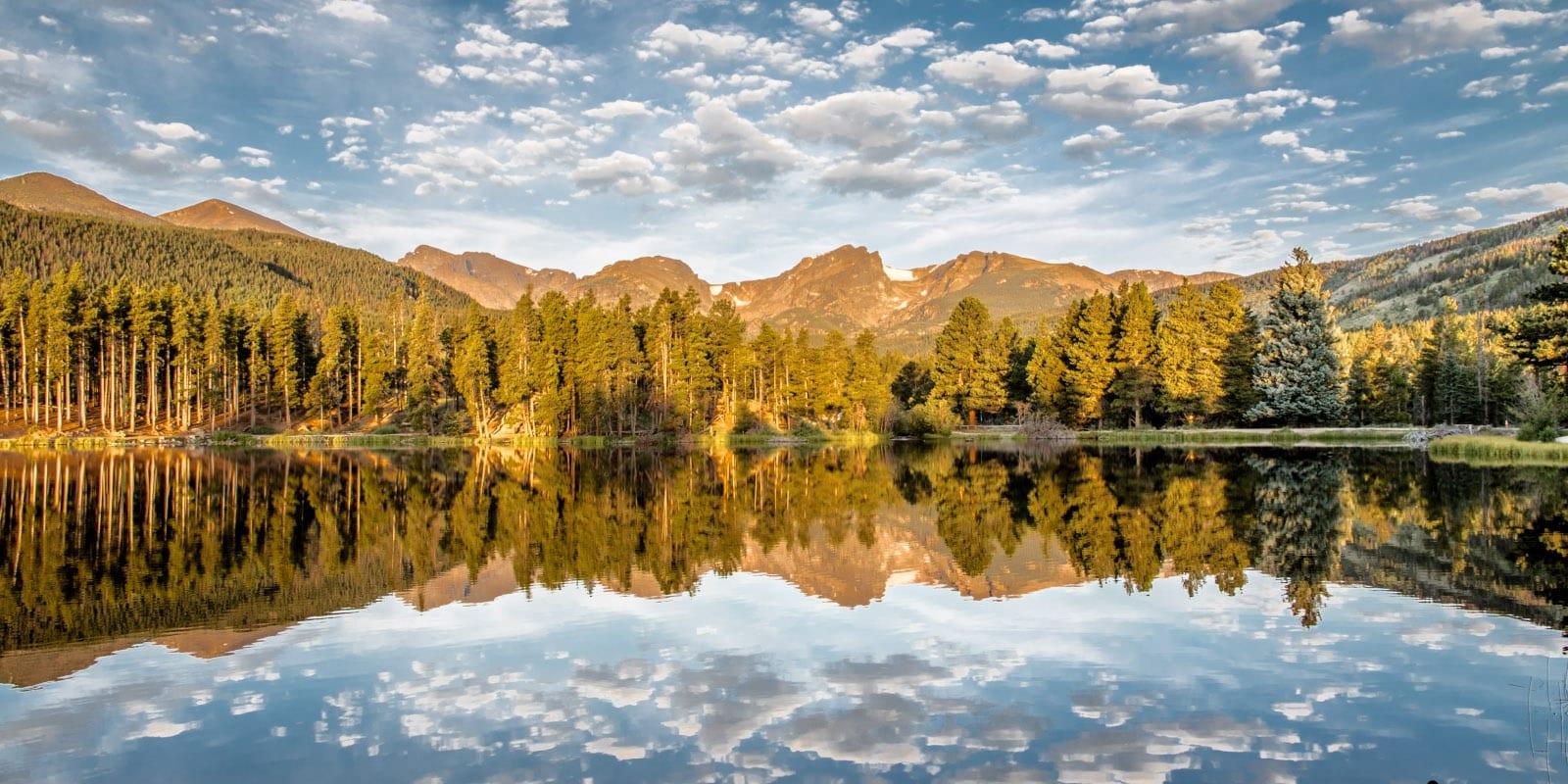 Mountain National Park