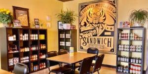 Colonel Mustard's Sandwich Emporium Retail