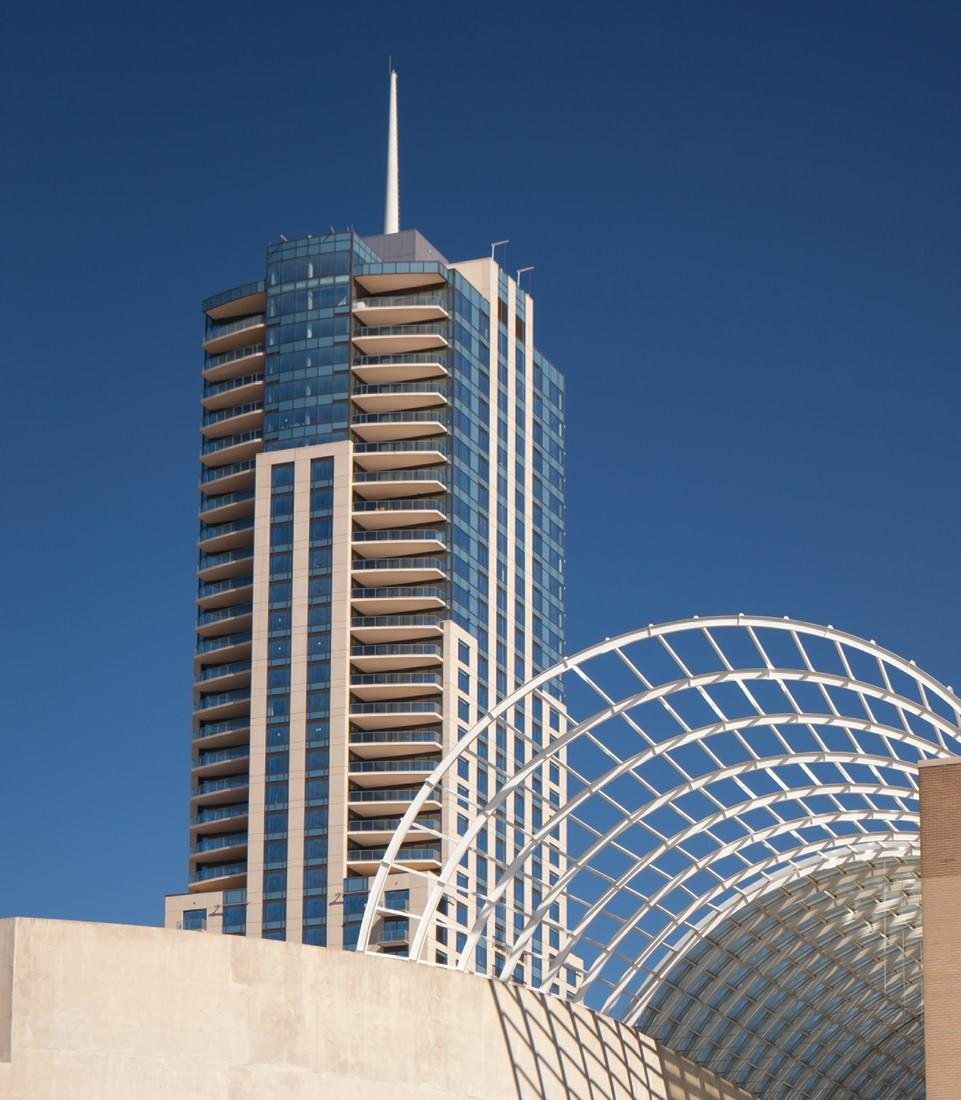 Image of the four season hotel and residences in denver colorado