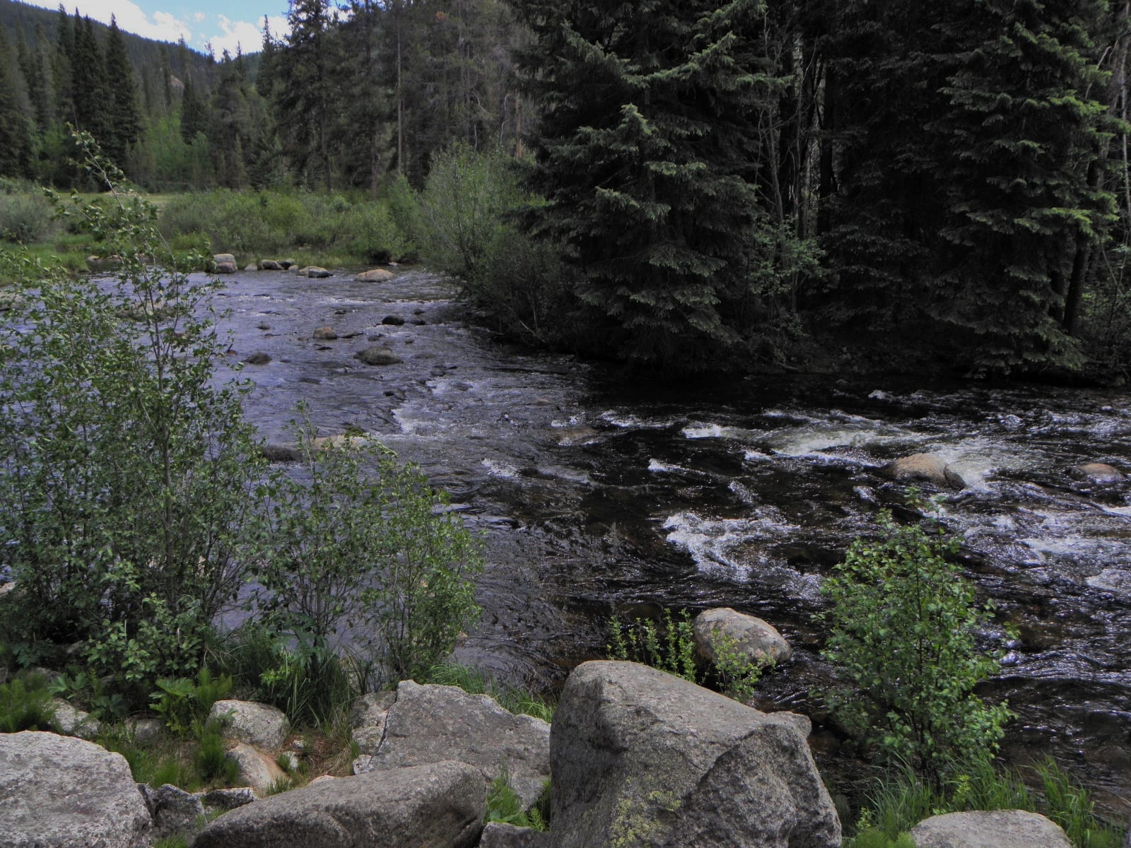 Image of Fryingpan River in Colorado
