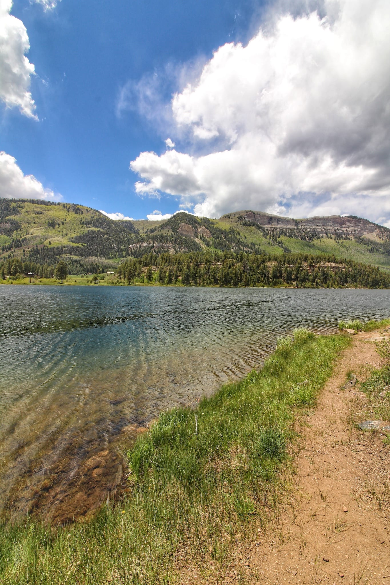 Haviland Lake Hiking Trail Colorado