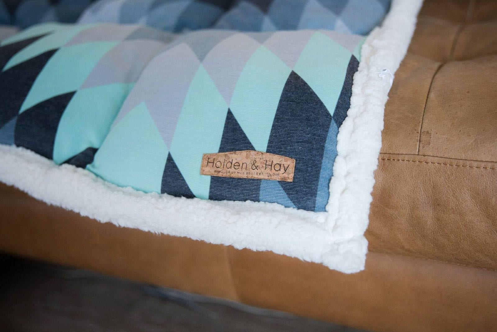 Image of a duvet made by Holden & Hay in Colorado