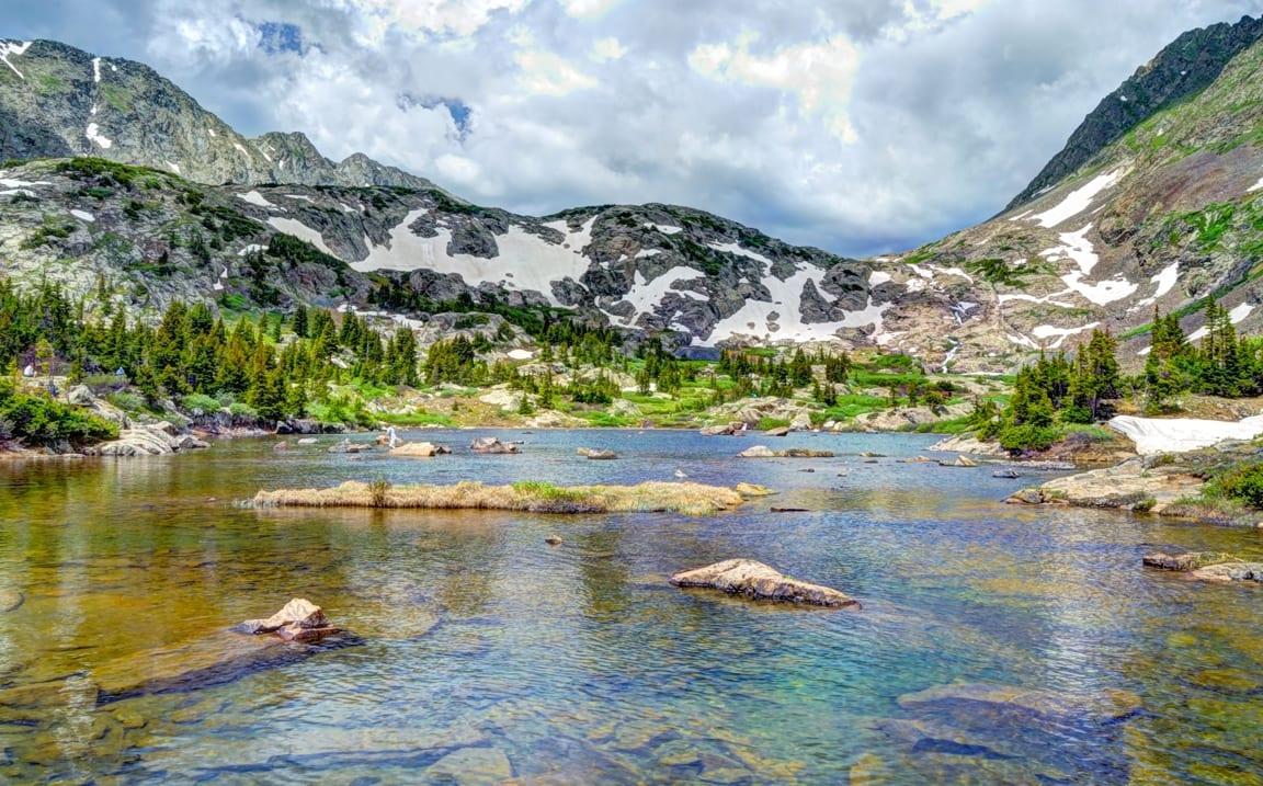 Lower Mohawk Lake Colorado