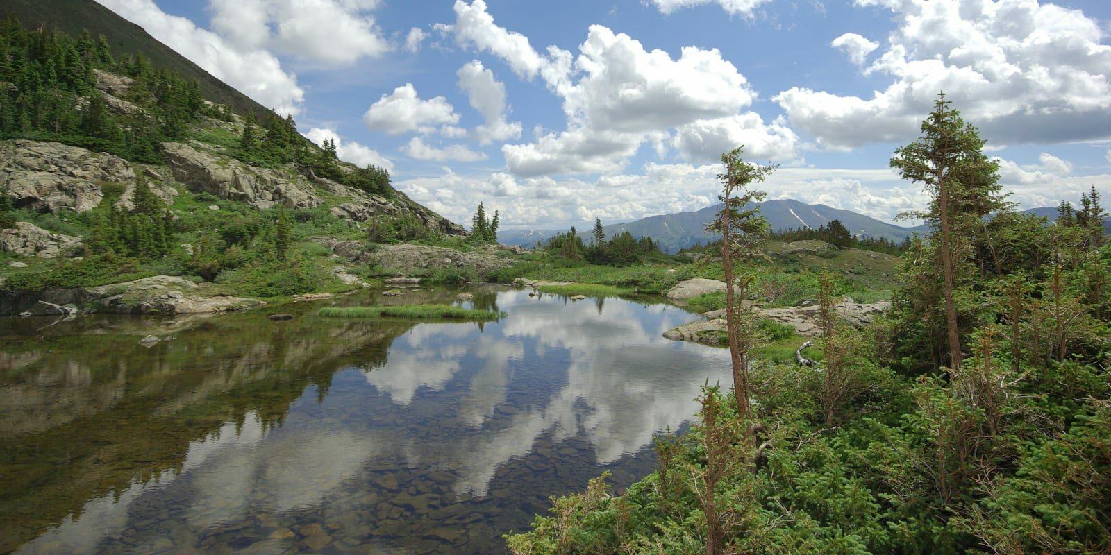 Lower Mohawk Lake Breckenridge CO