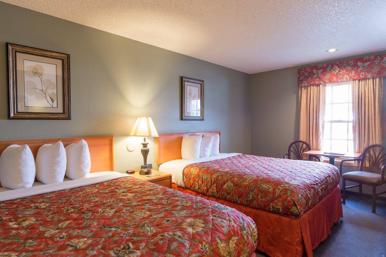 image of room at the old town inn