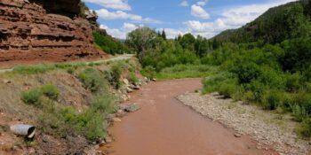 Image of the San Miguel River in Colorado
