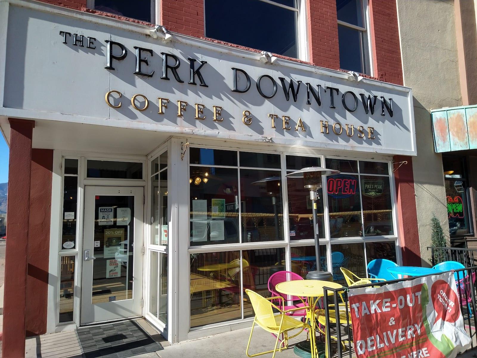 The Perk Downtown Colorado Springs