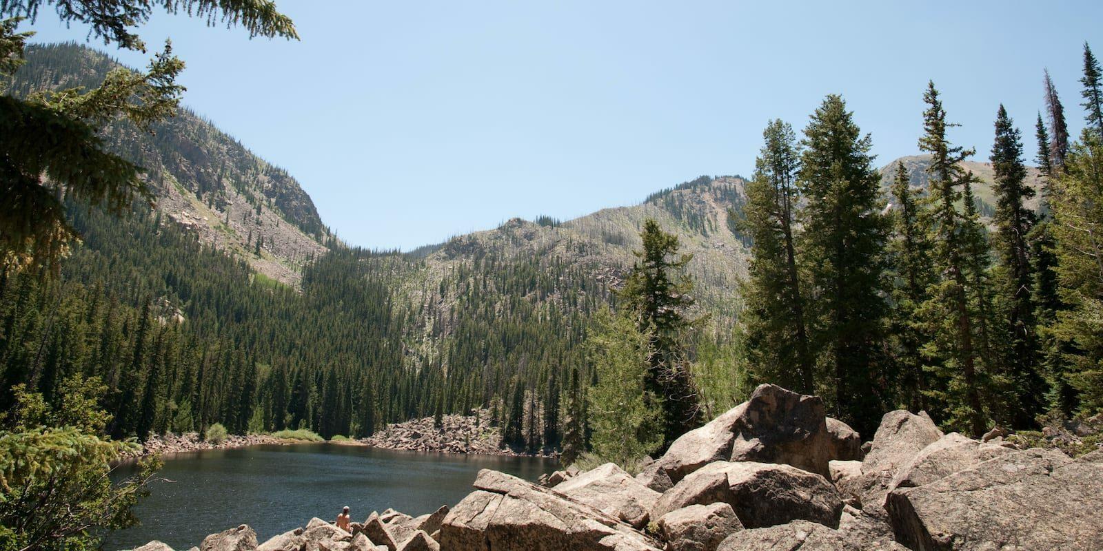 Weller Lake Aspen Colorado