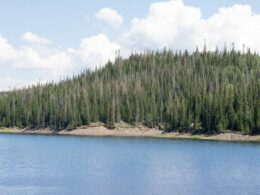Yamcolo Reservoir Yampa Colorado