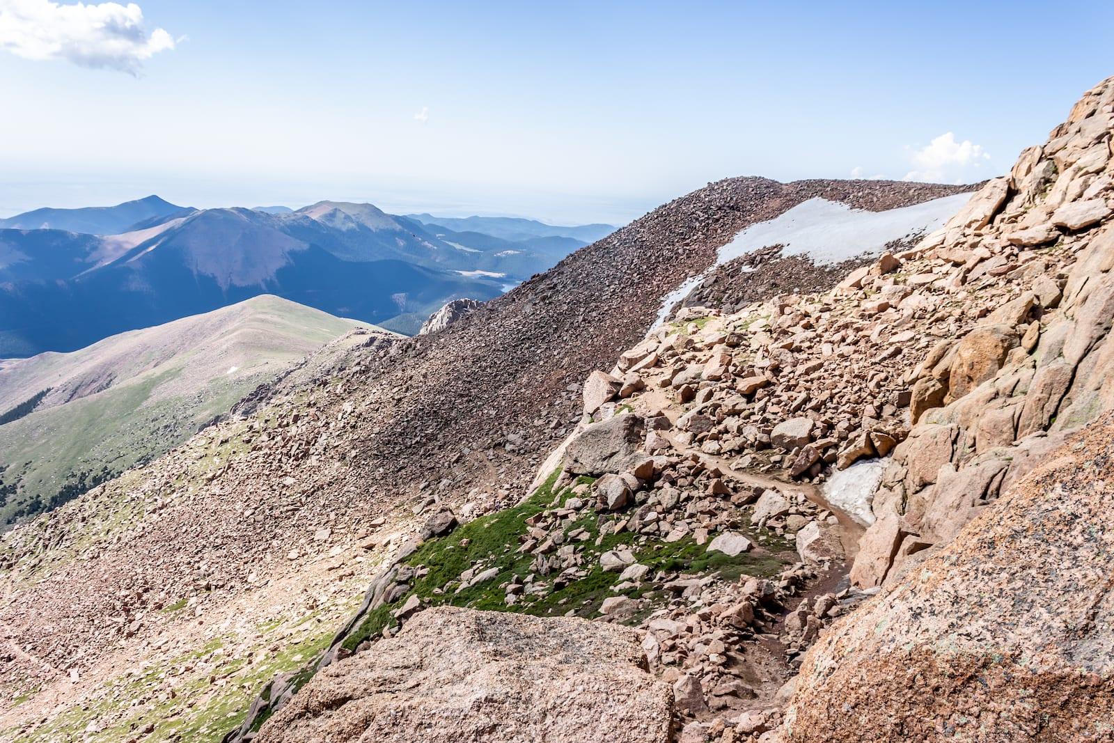 Barr Trail, CO