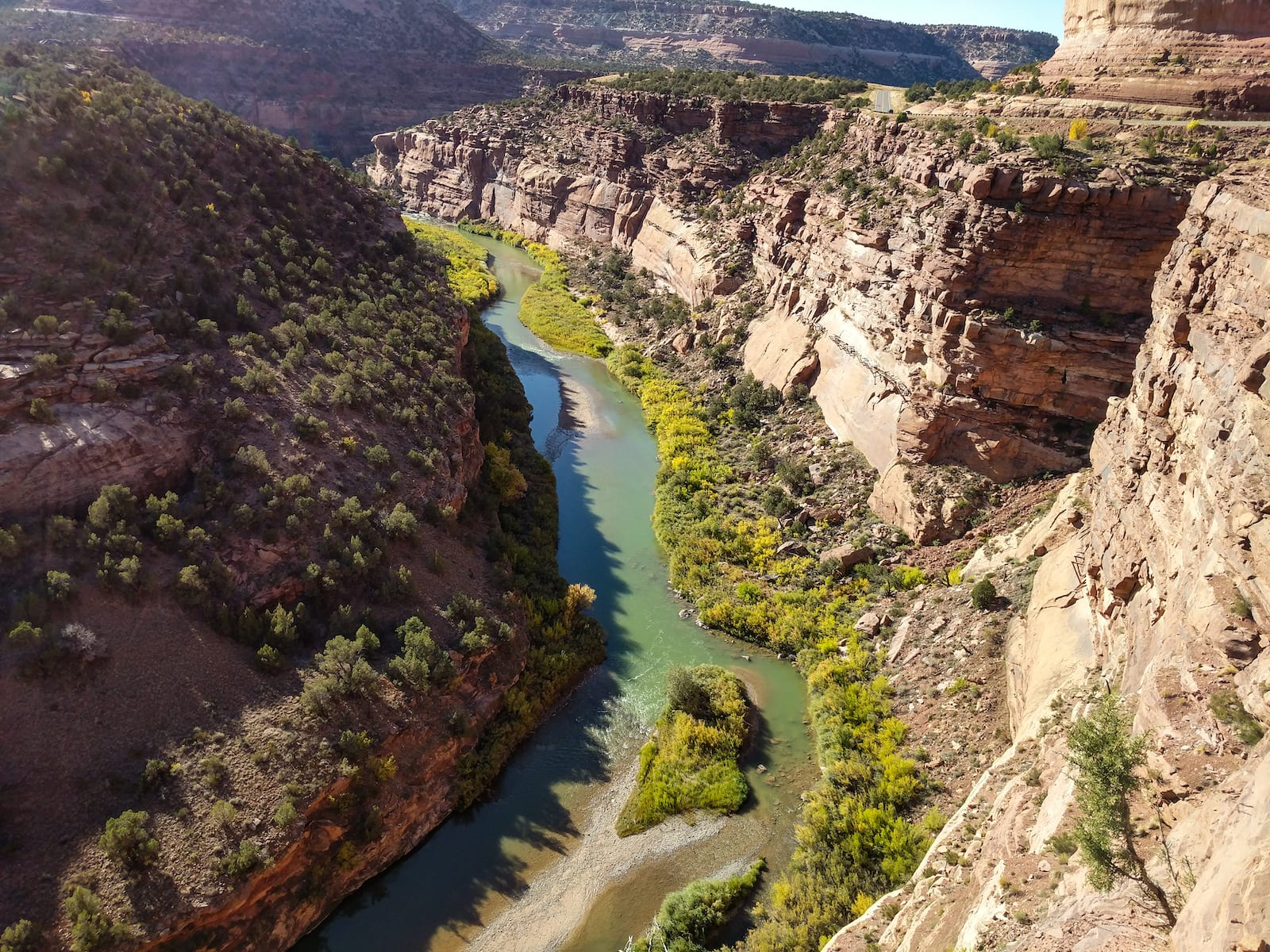Dolores River Canyon, CO