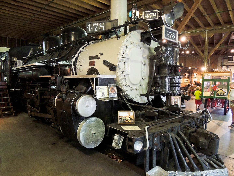 Durango & Silverton Narrow Gauge Railroad Museum, CO