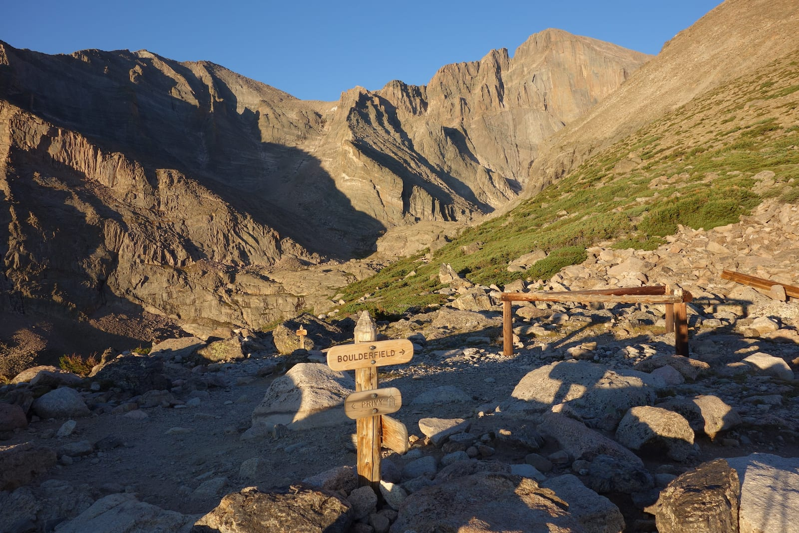 Longs Peak, CO