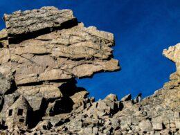 Longs Peak Keyhole route, CO