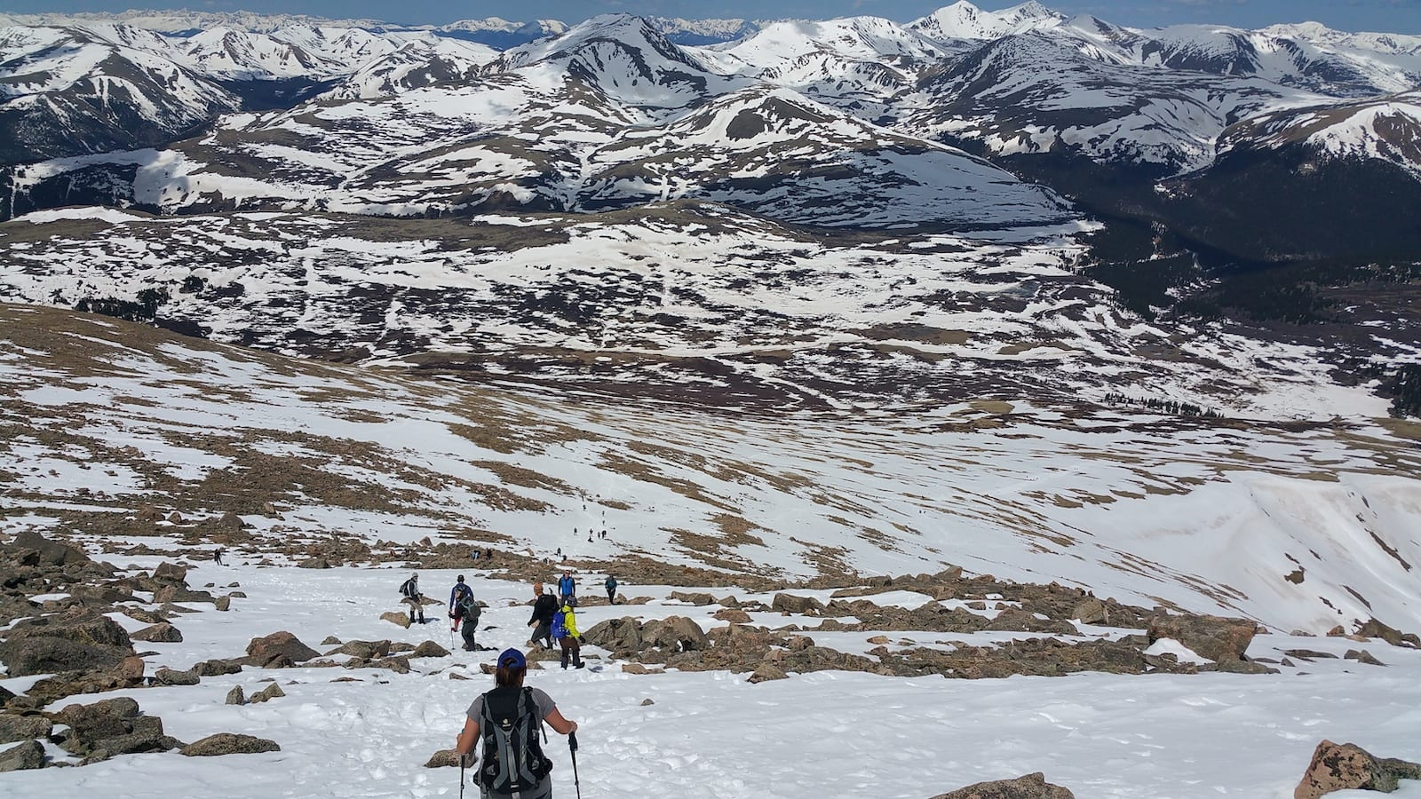 Mount Bierstadt, CO
