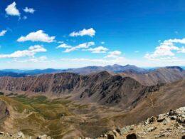 Torreys Peak, CO