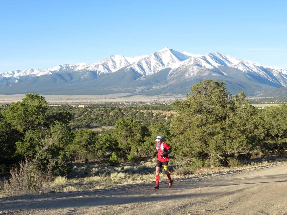 image of trail runner