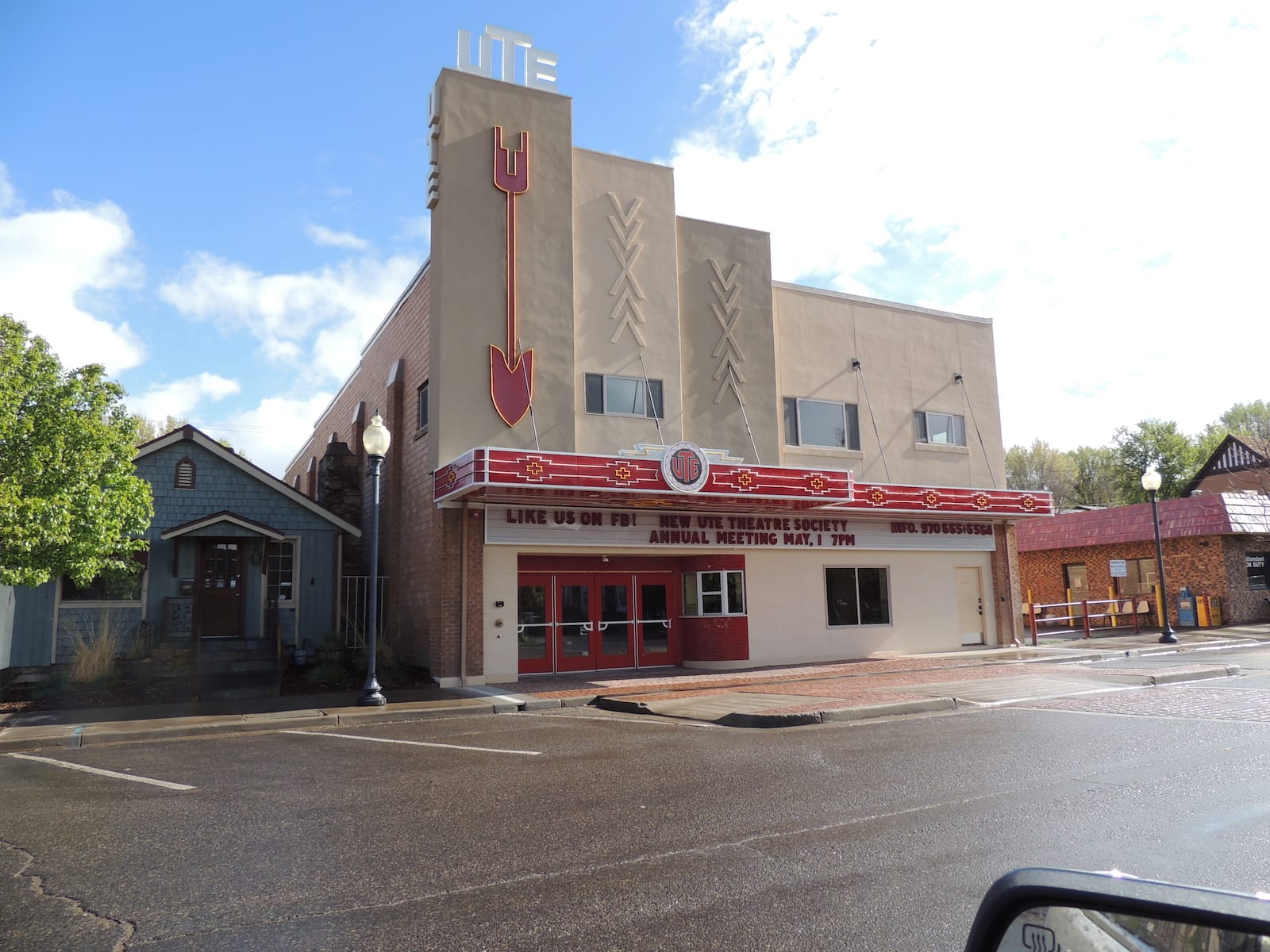 Ute Theater, CO