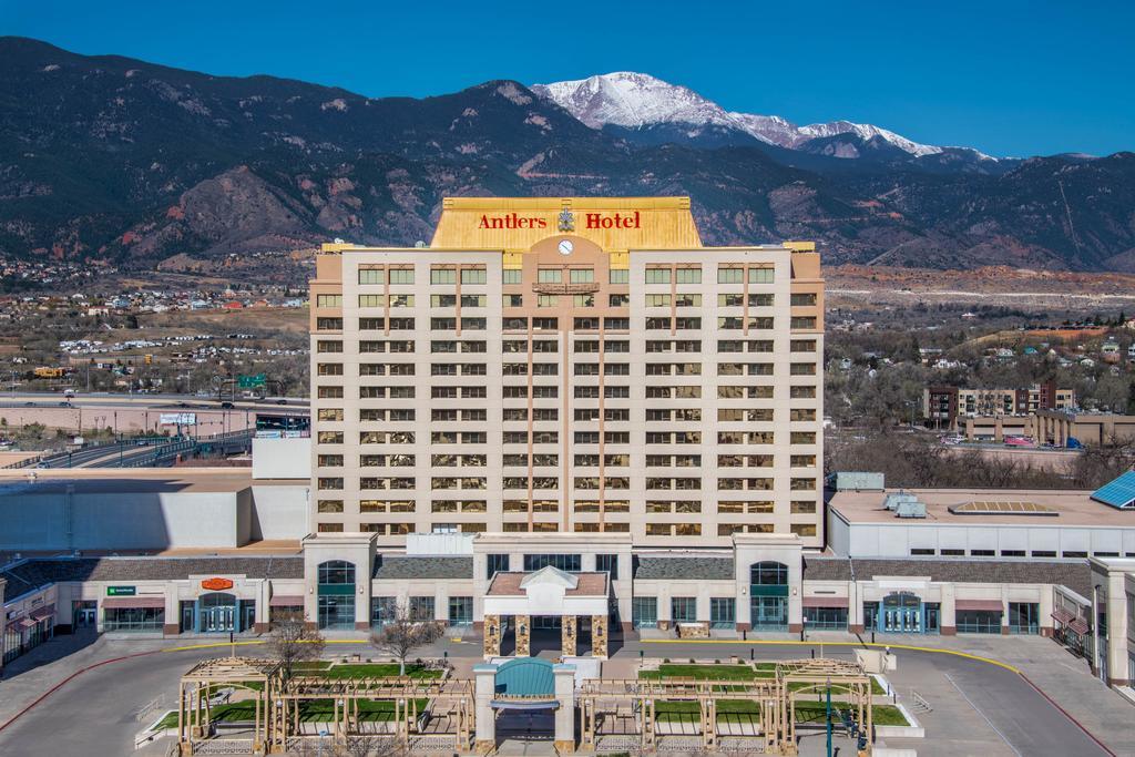 Antlers Hotel Colorado Springs
