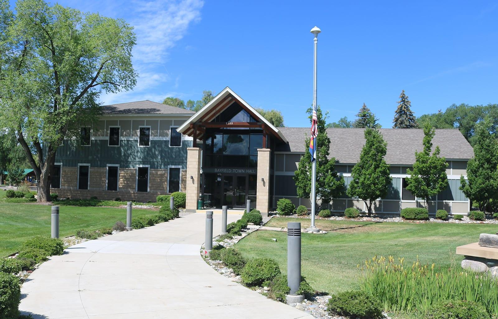 Bayfield Town Hall Colorado