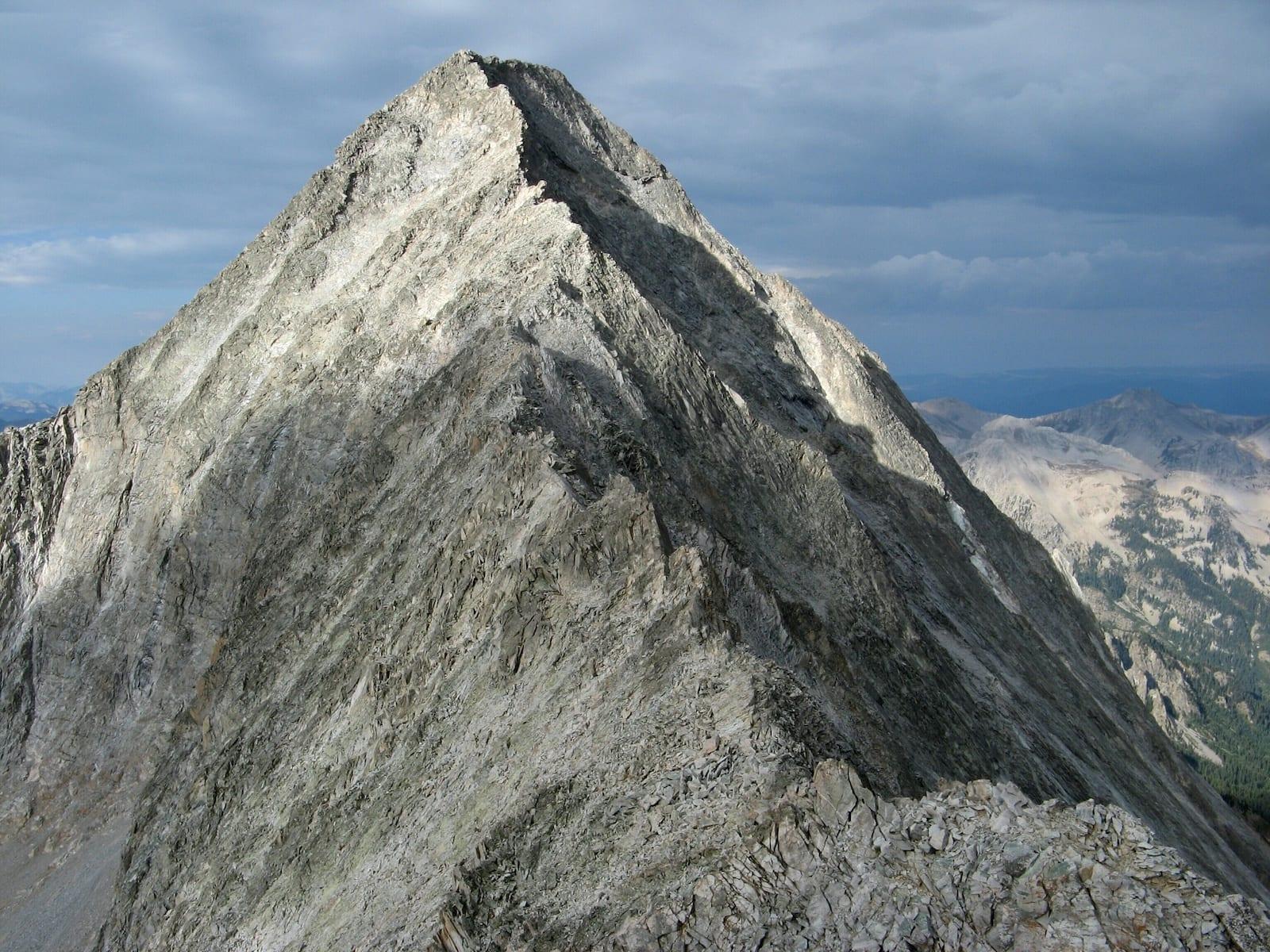 Capitol Peak Northeast Ridge