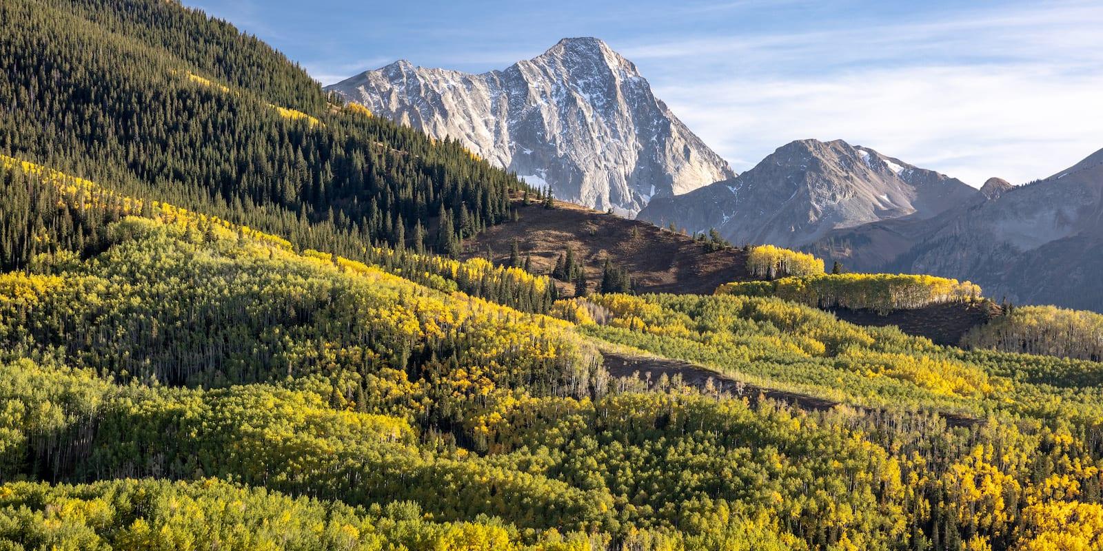 Capitol Peak Pitkin County Colorado