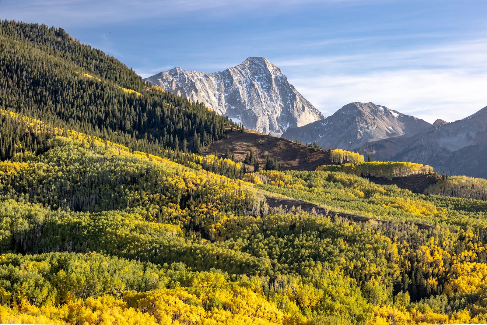 Capitol Peak Pitkin County Colorado