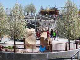 Image of the Centennial Center Park in Colorado