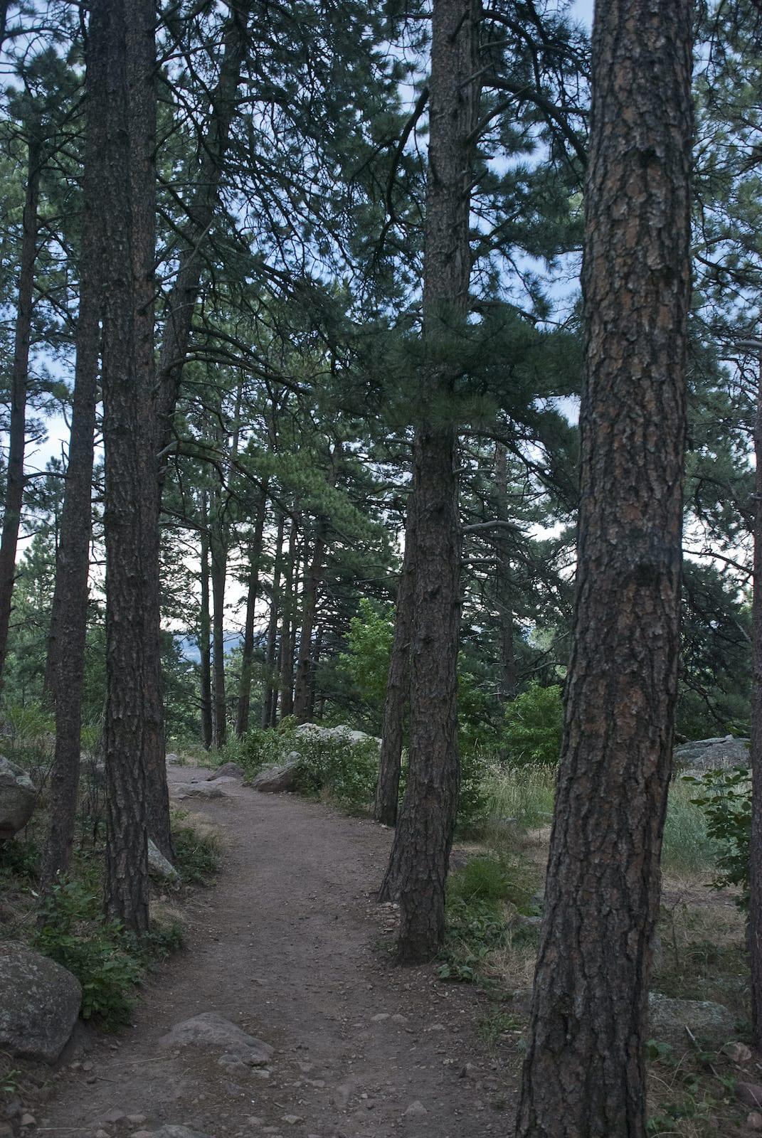 Chautauqua Trail Boulder Colorado