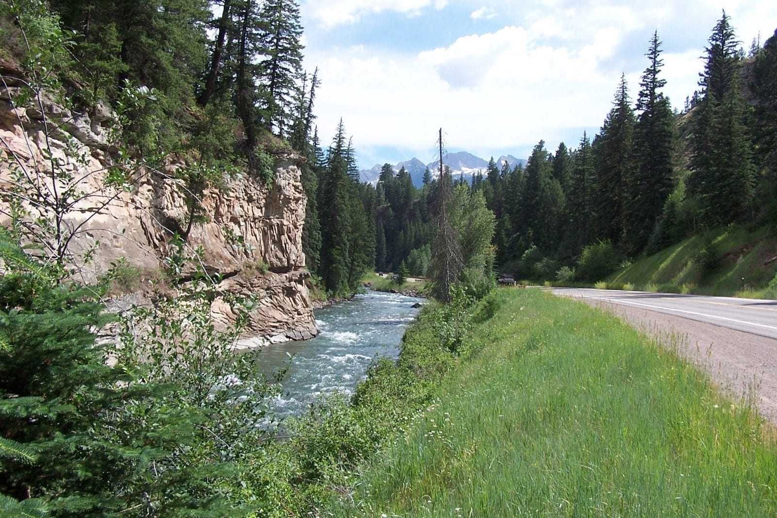 Image of the Crystal River in Colorado