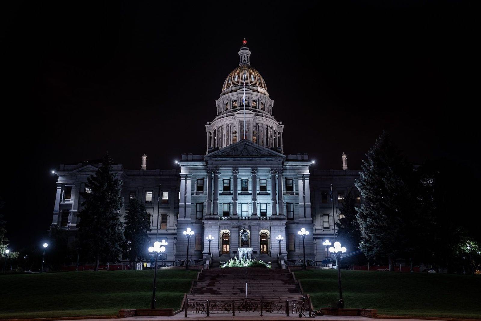 Denver Terrors Capitol Building
