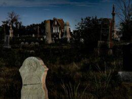 Denver Terrors Ghost Tour Cemetery