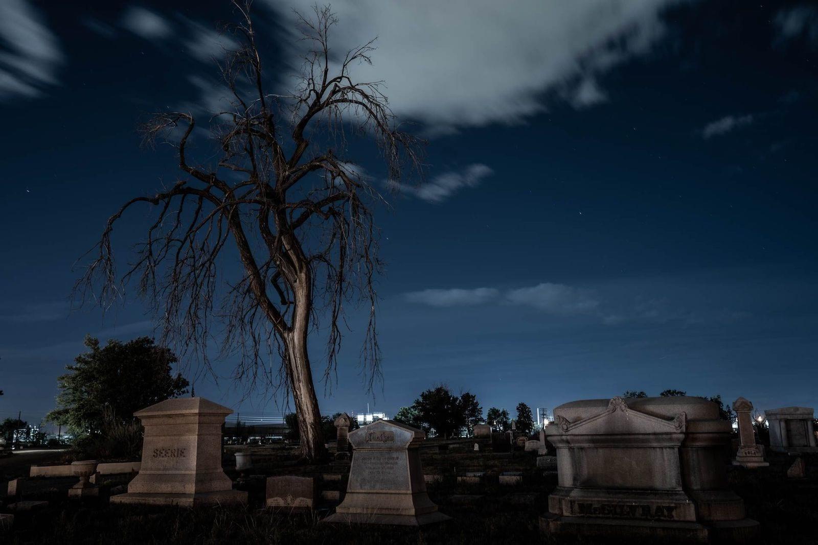 Denver Terrors Cemetery Tour