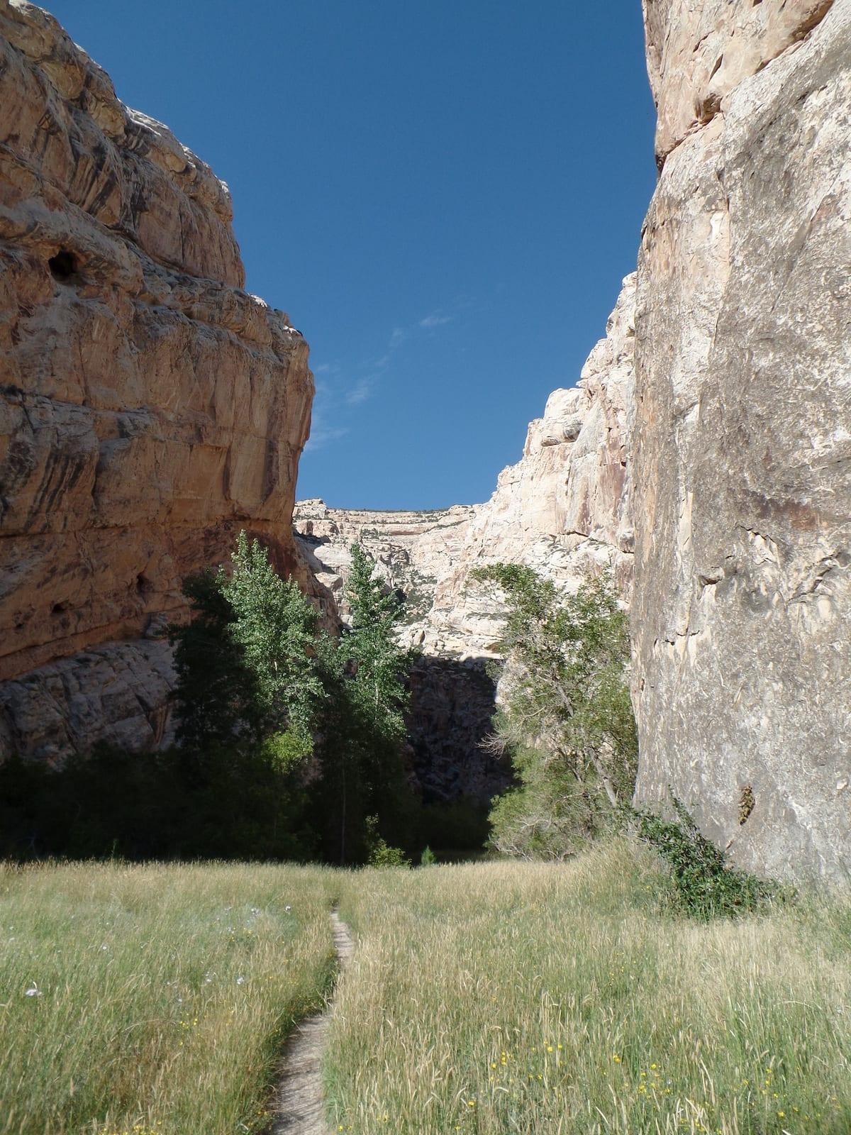 Dinosaur National Monument Hiking Trail