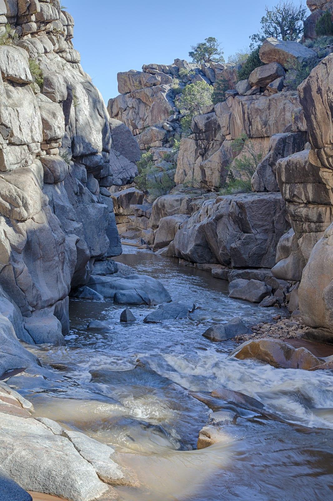 Hiking Dominguez-Escalante NCA Colorado