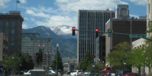 Downtown Colorado Springs Buildings