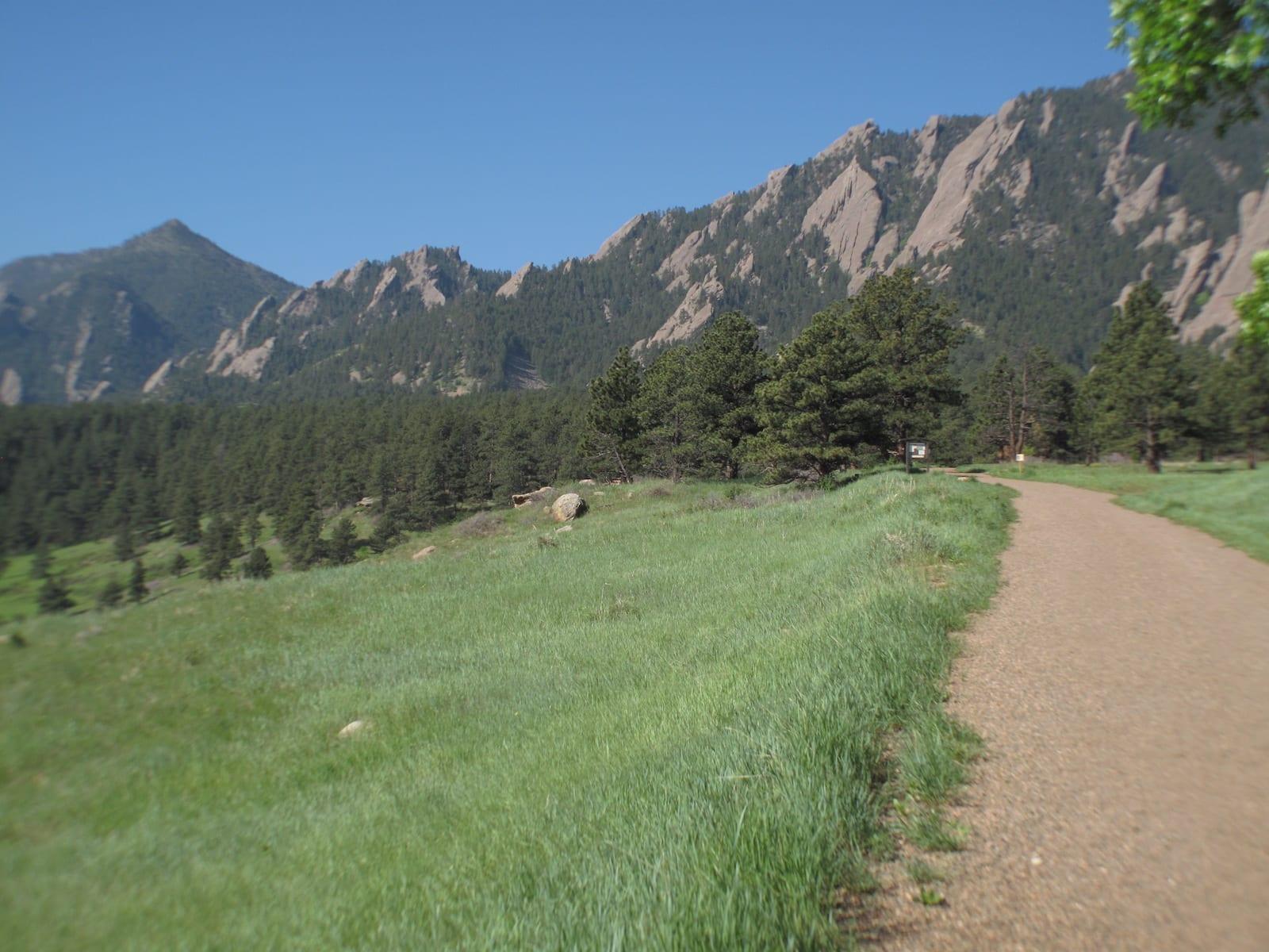 Enchanted Mesa Trail Boulder CO