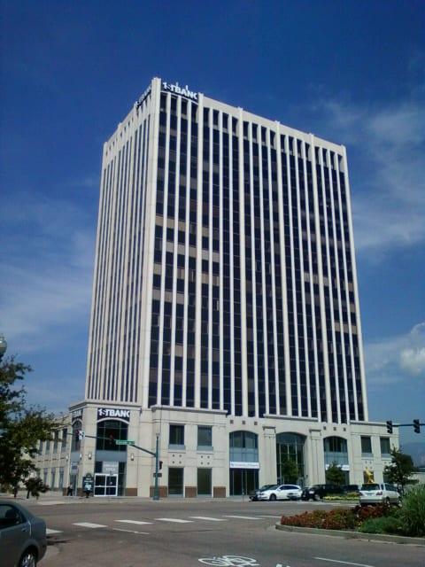 First Bank Building Colorado Springs