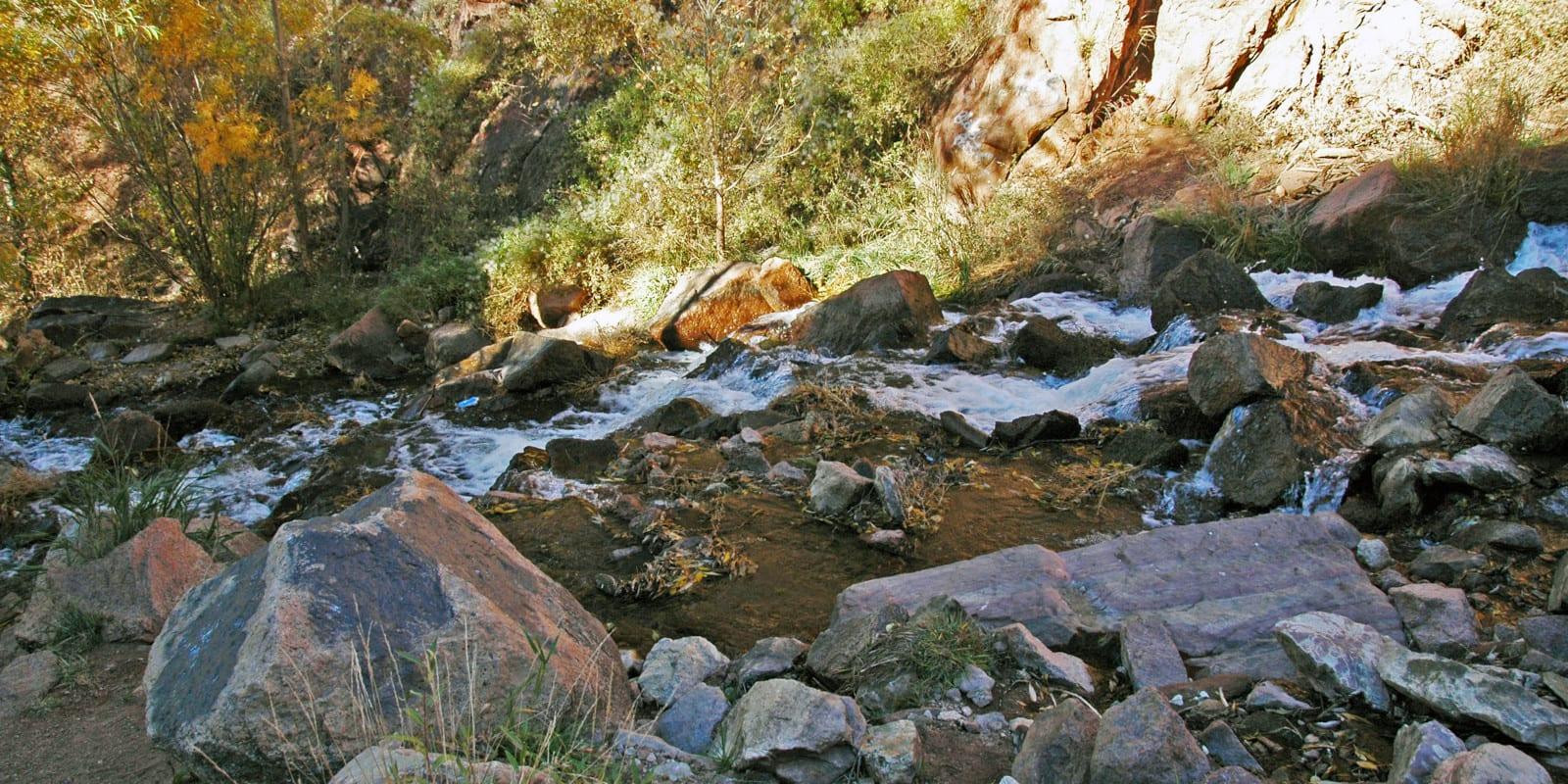 Image of Fountain Creek in Colorado