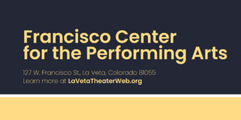 Image of the Francisco Center for Preforming Arts info