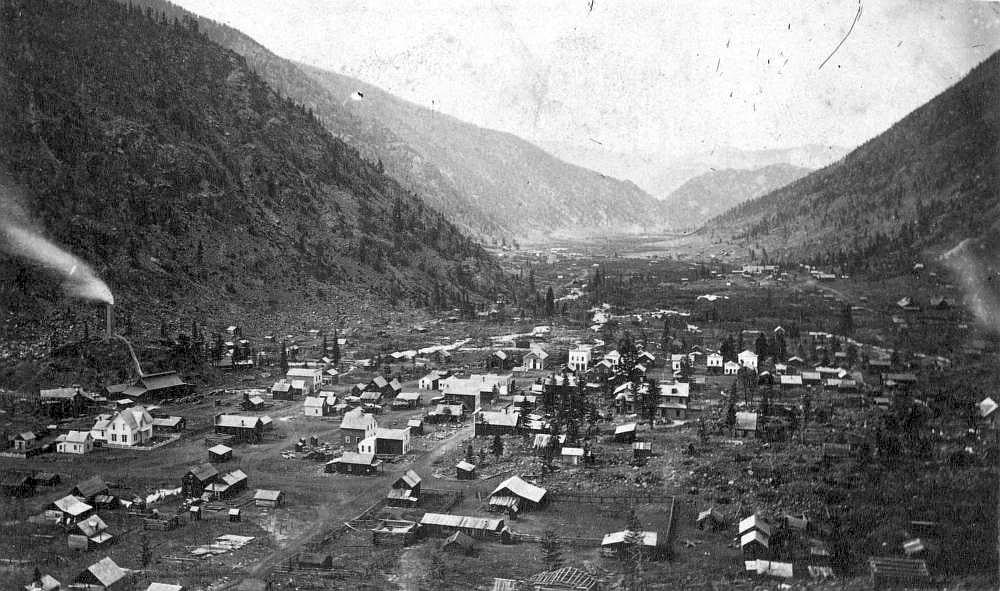 Georgetown Colorado Circa 1867