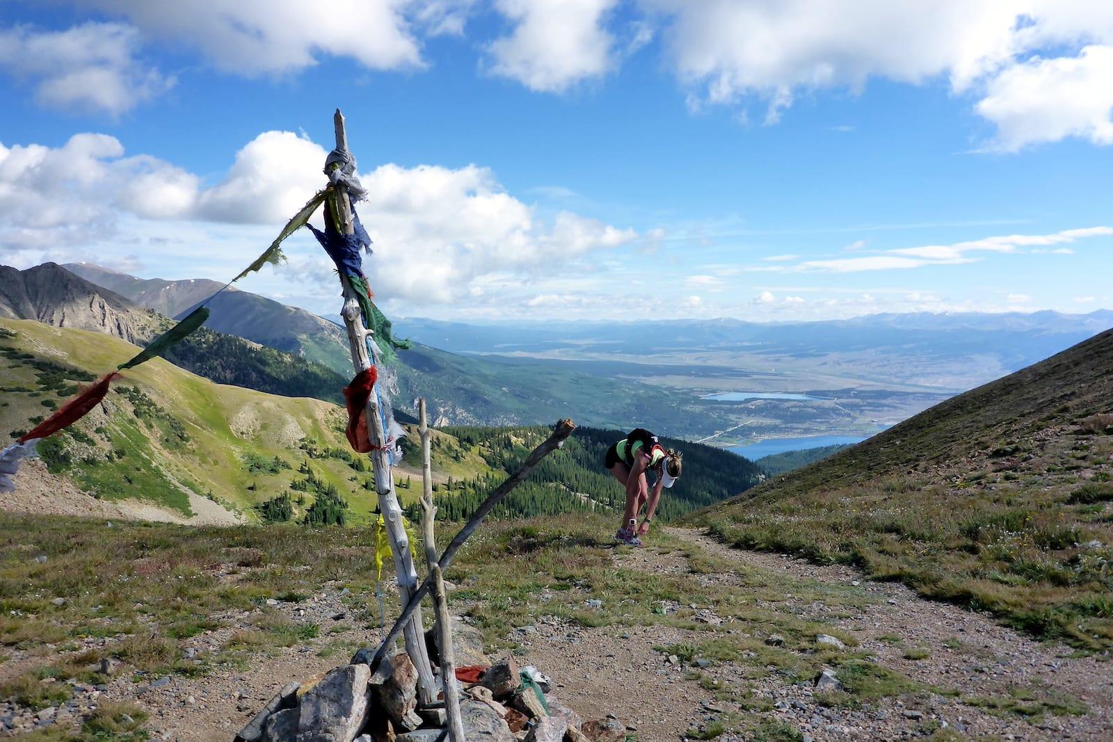 Hope Pass Hiking Trail Buena Vista CO