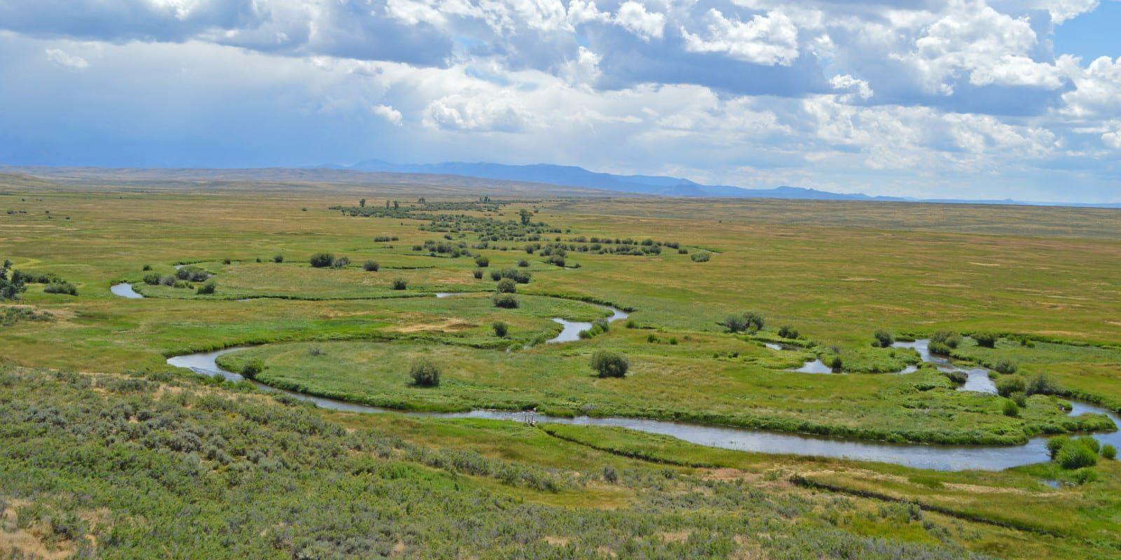 Image of the Illinois River in Colorado