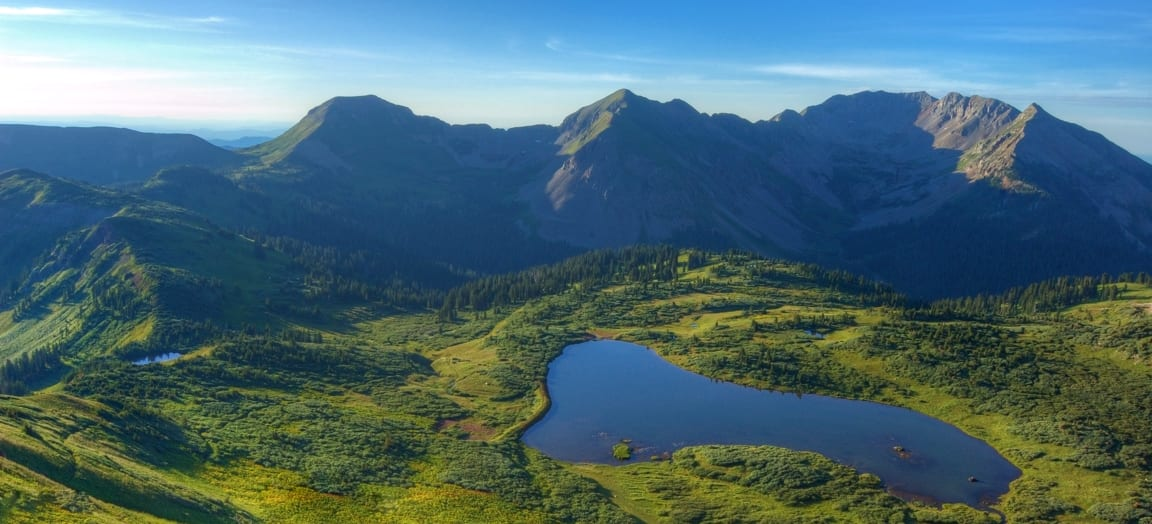 La Plata Mountains Cumberland Basin
