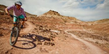 Lunch Loop Mountain Biking Trails Grand Junction CO