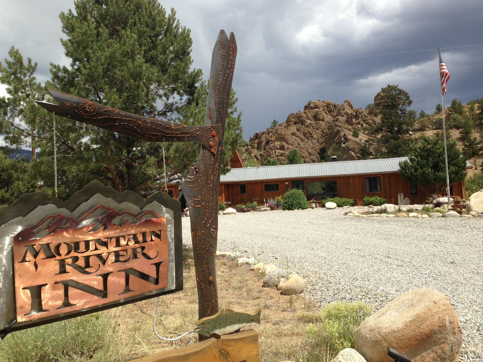 image of mountain river inn