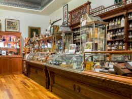 Image of the Ouray Alchemist Museum in Ouray, Colorado