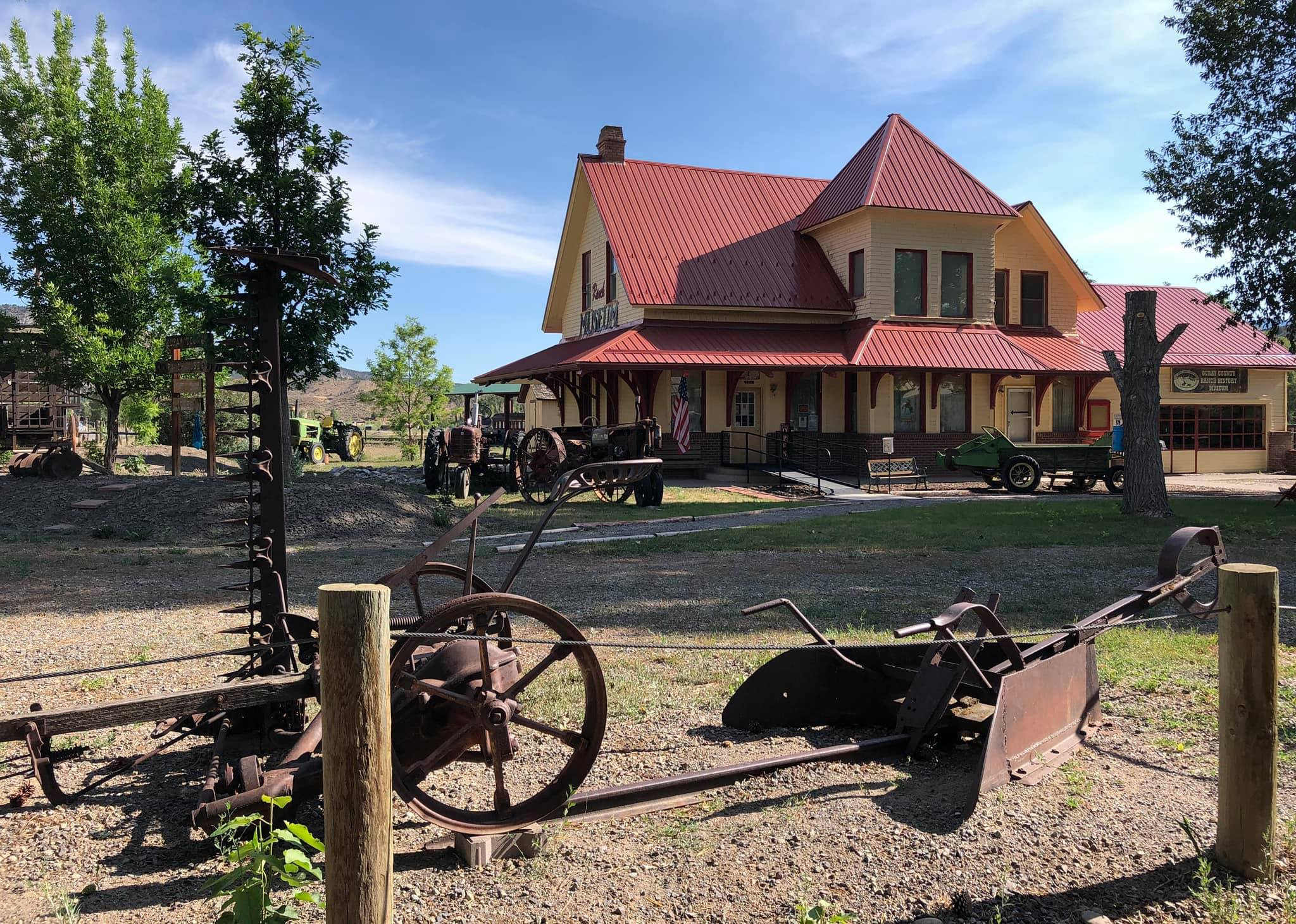 image of ouray county ranch history museum
