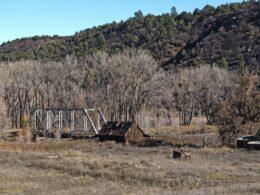 Pagosa Junction Ghost Town Colorado