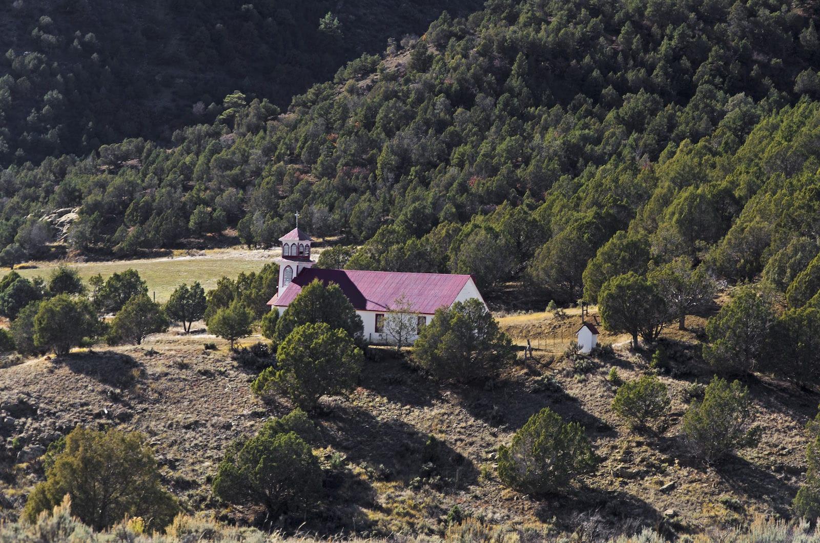 Pagosa Junction St John the Baptist Church